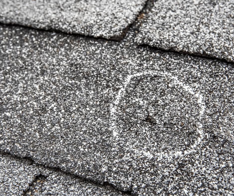 Atlanta Roof Repair - Hail Damage