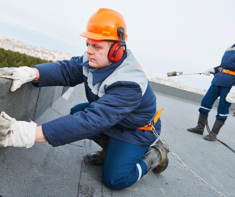 NE Commercial Roof Repair