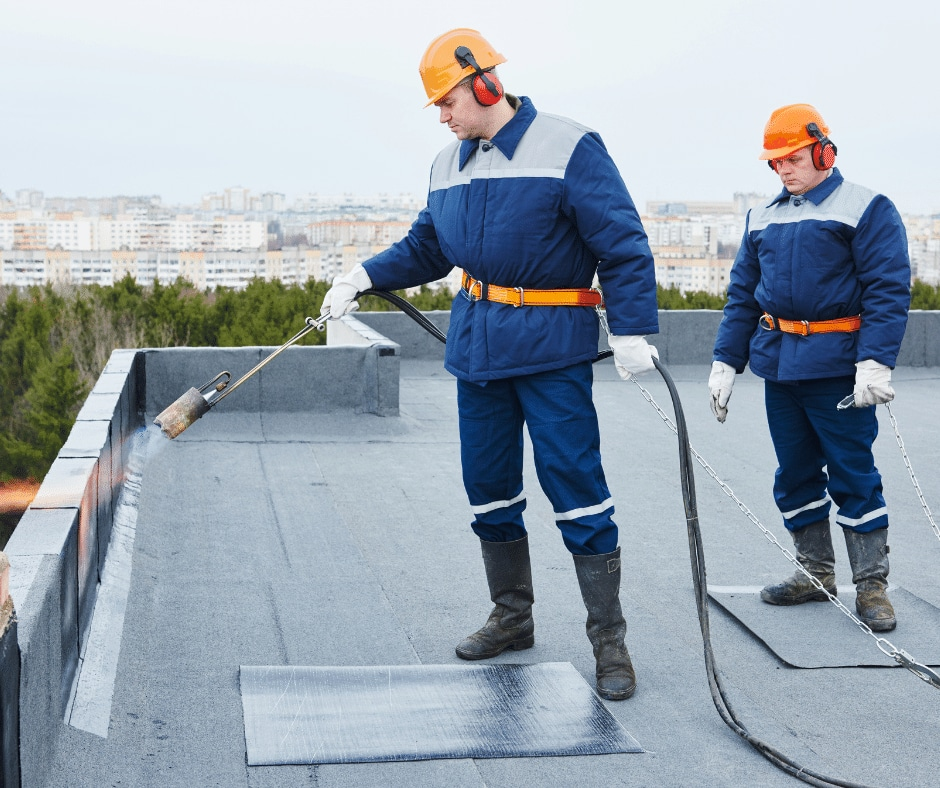 NE Commercial Roof Replacement